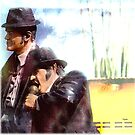 The Blues Brothers  by ArtbyDigman