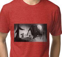 Mystery Shack Tri-blend T-Shirt
