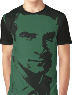 Bear grylls portrait Graphic T-Shirt