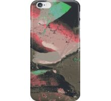 Dirty green iPhone Case/Skin
