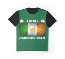 Irish Drinking Team (A) Graphic T-Shirt