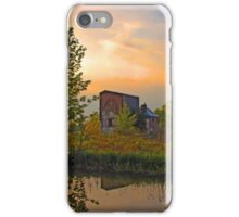 Ruins at Sunset iPhone Case/Skin