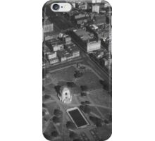 Hyde Park and the Cenotaph iPhone Case/Skin