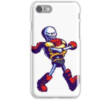 Papyrus Q iPhone Case/Skin