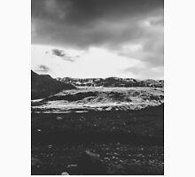 Ice giant - black and white landscape photography Unisex T-Shirt