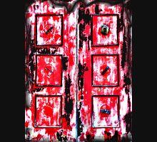 Phillipsburg Montana - What Happened Behind The Red Door Unisex T-Shirt