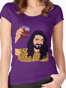 Dionysus Women's Fitted Scoop T-Shirt