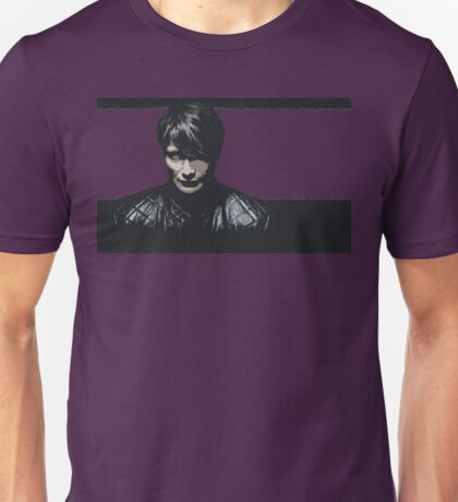 Hannibal portrait Unisex T-Shirt