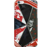 Marcello Mastroianni my art work 10 iPhone Case/Skin