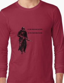 In the trenches Long Sleeve T-Shirt