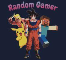 Random Gamer Baby Tee