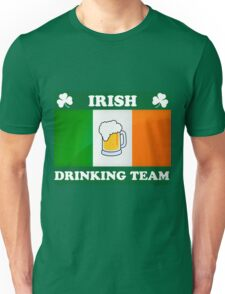 Irish Drinking Team (B) Unisex T-Shirt