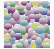 Bubble Eggs Light Kids Tee