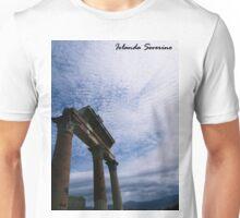 pompeii, naples, italy, landscape, infinity, nature , Unisex T-Shirt