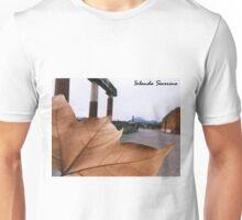 pompeii, nature , vesuvius, landscape, snoopy, leaf Unisex T-Shirt