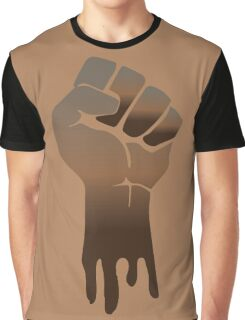 Black Power Graphic T-Shirt