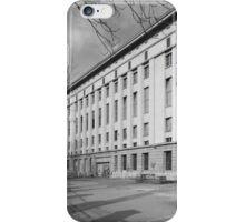 Berghain iPhone Case/Skin