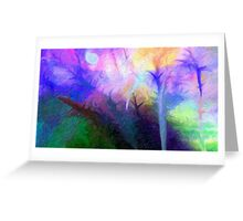 Forest of Dreams Greeting Card