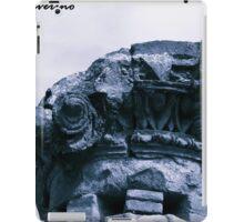museum , architerture, column, history, pompeii iPad Case/Skin