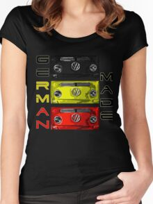 VW German Made Women's Fitted Scoop T-Shirt
