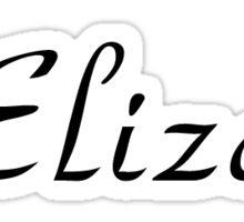 Eliza Schuyler Sticker