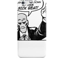 To This Sick Beat  iPhone Case/Skin
