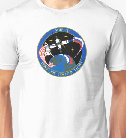 Soyuz 21 ISS Mission patch Unisex T-Shirt