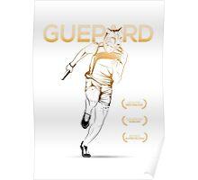 GuepardMan Poster