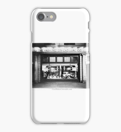 Cars 017 iPhone Case/Skin