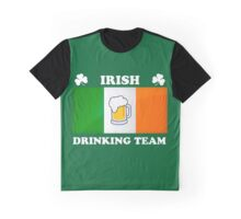 Irish Drinking Team (B) Graphic T-Shirt
