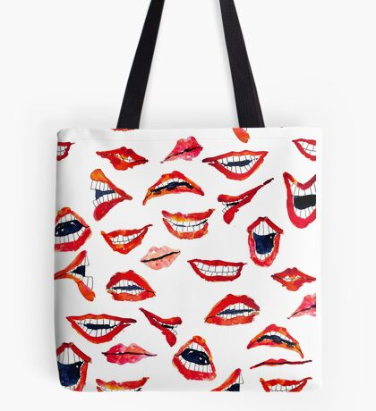 Hot lips! Tote Bag