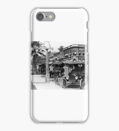 Cars 015 iPhone Case/Skin