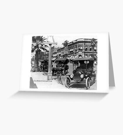 Cars 015 Greeting Card