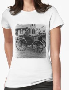 Cars 014 Womens Fitted T-Shirt