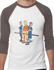 Team Avatar Cool Men's Baseball ¾ T-Shirt