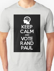 Keep Calm And Vote Rand Paul T-Shirt