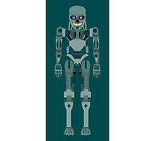 Terminator vector character fanart Photographic Print
