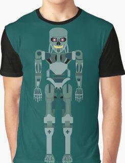 Terminator vector character fanart Graphic T-Shirt