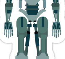 Terminator vector character fanart Sticker