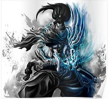 Yasuo Poster