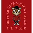 Ultra Light Beam x Yeezy S3 Bear by NUZU