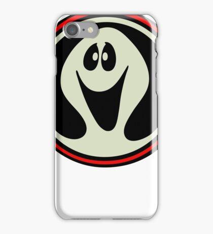 Ghost Logo  iPhone Case/Skin