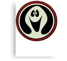 Ghost Logo  Canvas Print