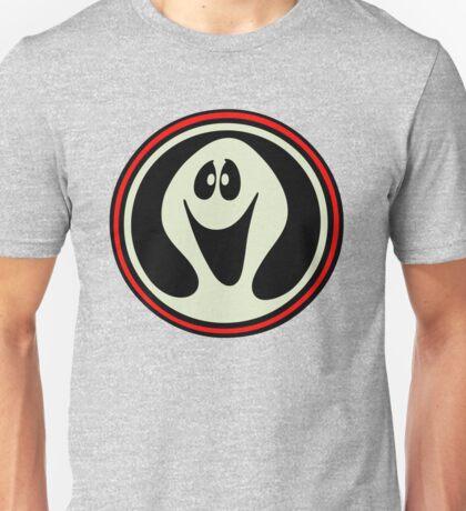 Ghost Logo  Unisex T-Shirt