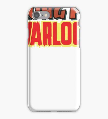 Kung Fu Warlock  iPhone Case/Skin