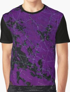 New York NY Mallory 130425 1957 24000 Inverted Graphic T-Shirt