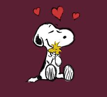 Snoopy sketch T-Shirt