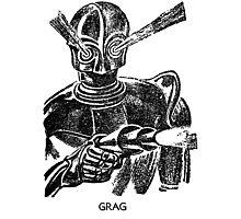 GRAG  Photographic Print