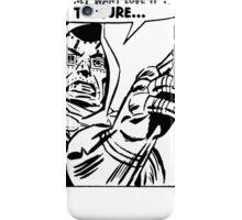 Blank Space v.2  iPhone Case/Skin