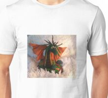 stunning needle felted dragon in fall shades  Unisex T-Shirt